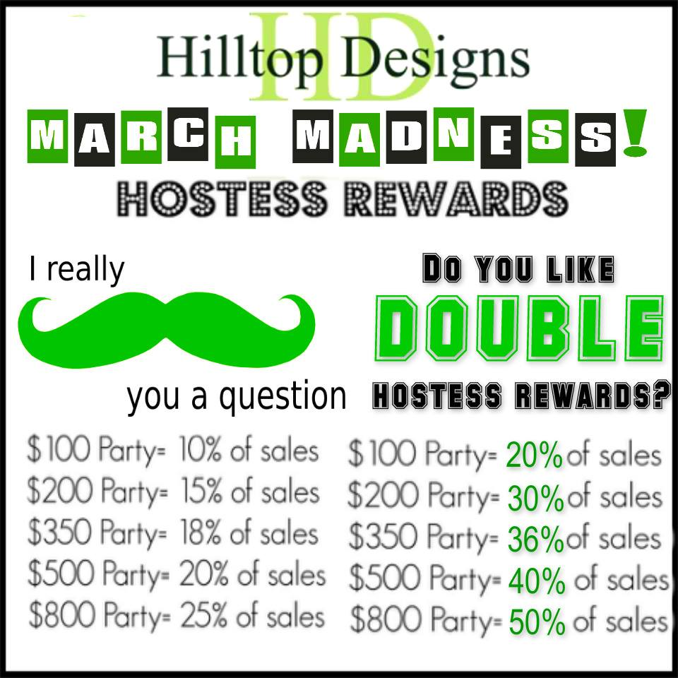 double host dollars march 16