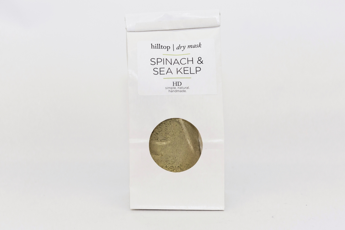 DRY MASK-Spinach & Sea Kelp-2